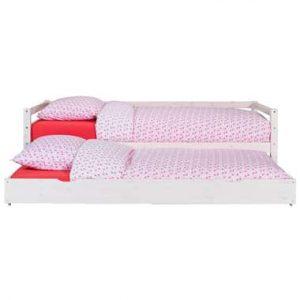 Bed Ties met bedlade - off-white - 90x200 cm - Leen Bakker.jpg
