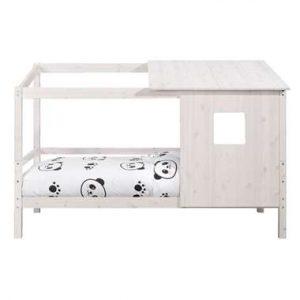 Bed Ties met opzetdak - off-white - 90x200 cm - Leen Bakker.jpg
