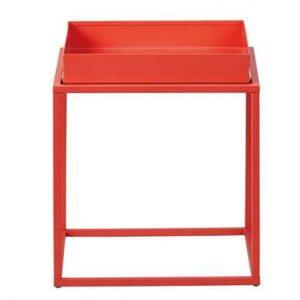 Bijzettafel Club NY - oranje - 40x35x35 cm - Leen Bakker.jpg