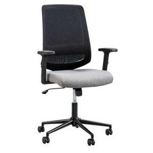 Bureaustoel Halden - grijs - Leen Bakker.jpg