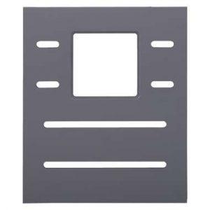 Hutwand Ties - antraciet - met raam (2 stuks) - Leen Bakker.jpg