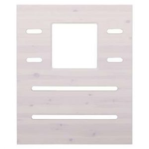 Hutwand Ties - off-white - met raam (2 stuks) - Leen Bakker.jpg