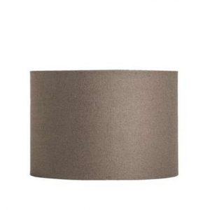 Kap Cilinder - taupe - 30x21 cm - Leen Bakker.jpg