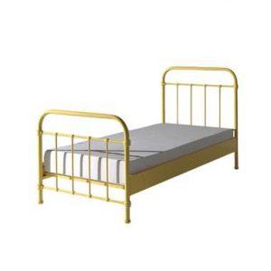 Vipack bed New York - geel - 90x200 cm - Leen Bakker.jpg