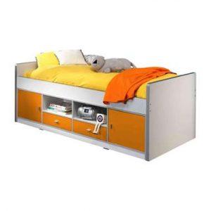 Vipack kajuitbed Bonny - oranje - 78