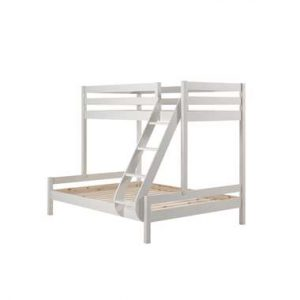 Vipack stapelbed Pino - wit - 207