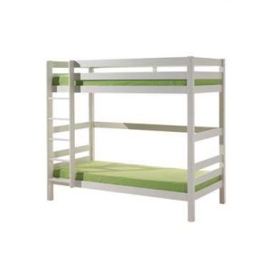 Vipack stapelbed Pino - wit - 209